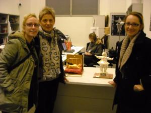 Con Cristina e Federica Felloni
