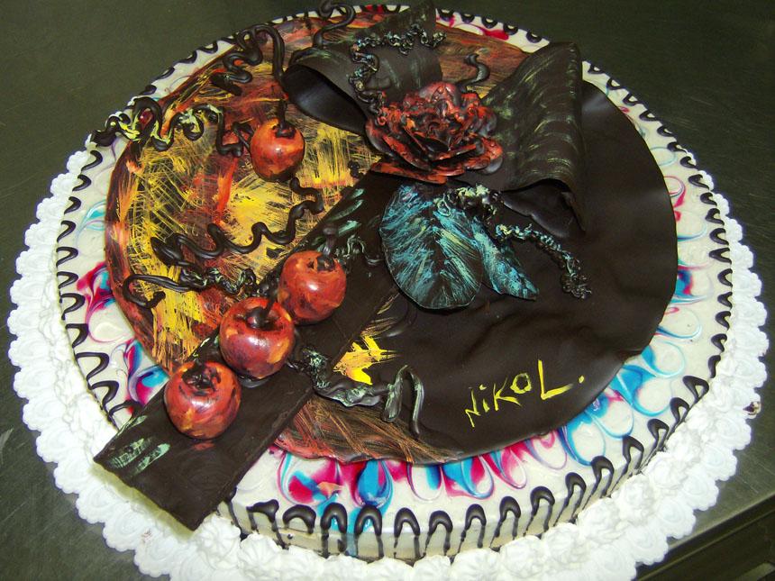 torte di cioccolato