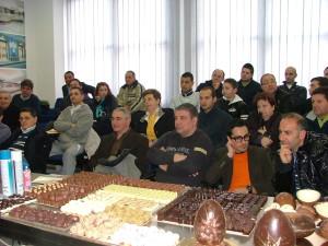 Nicoletta Rustici demo a Napoli