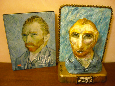 Autoritratto di Vincent Van Gogh Nicoletta Rustici